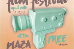 Social Justice Film Fest Promotional Materials